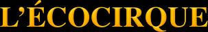 ecocirque
